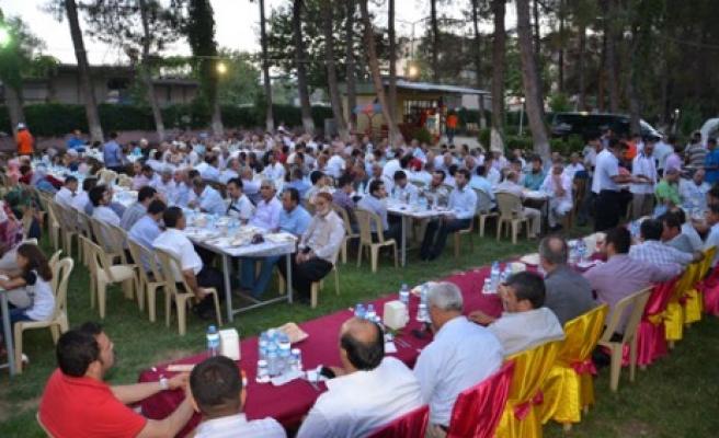Türkoğlu Belediyesi'nden İftar Programı