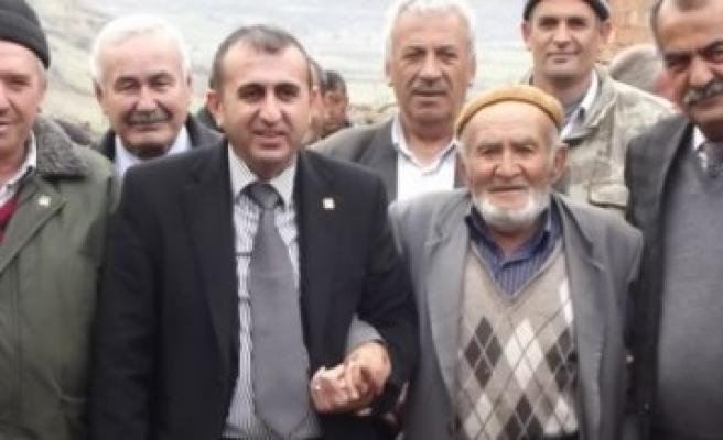 Ünal;Türkoğlu'na Giderken Utanıyorum