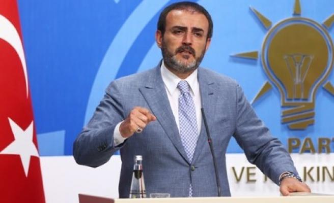 Ünal: BM Kararı Afrin'de Yürütülen Harekatı Bağlayacak Nitelikte Değil