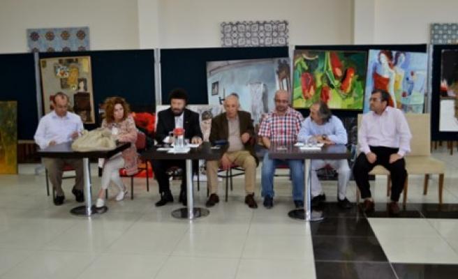 Üniversiteler Arası Resim Yarışması KSÜ'de Yapıldı