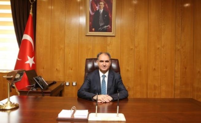 Vali Özkan'ın 12 Şubat Kurtuluş Bayramı Mesajı