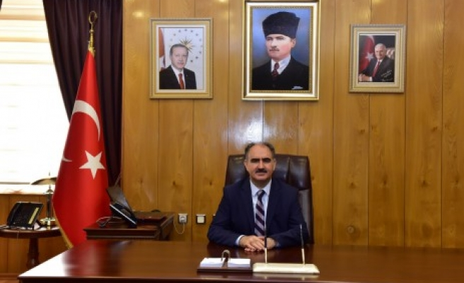 Vali Özkan'ın 15 Temmuz Demokrasi ve Milli Birlik Günü Mesajı