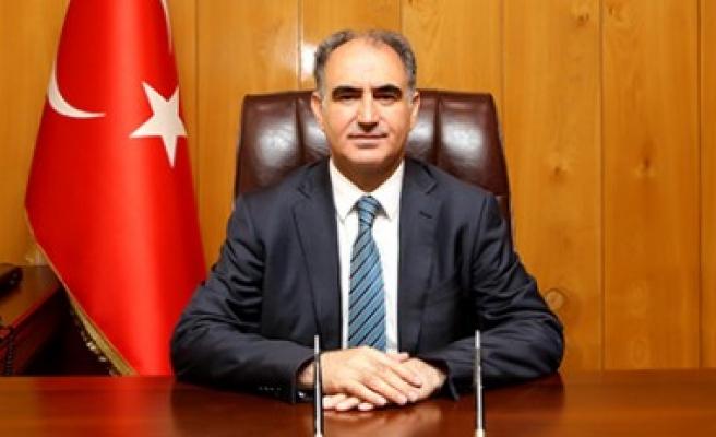 Vali Vahdettin Özkan'dan 30 Ağustos Zafer Bayramı Mesajı