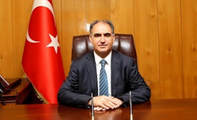 Vali Vahdettin Özkan'dan Bayram Mesajı