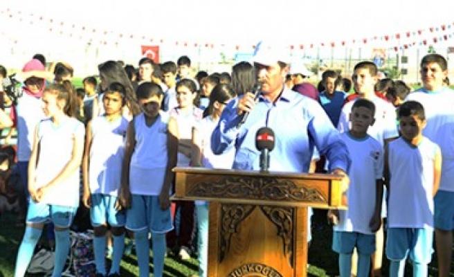 Yaz Spor Okulları İlçelerde de Açılıyor