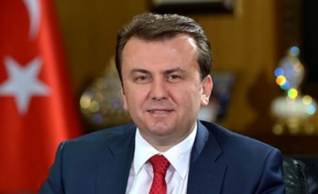 Yılın En Başarılı Belediye Başkanı Ödülü Erkoç'a