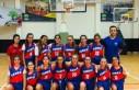 SANKO Okulları Yıldız Kız Basketbol Takımı İl...