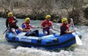 Ekinözü'nde Rafting Sevinci