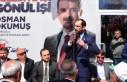 Sezal: Başkan Okumuş Bu Beş Yılda da Türkoğlu'na...