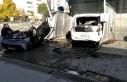 Kahramanmaraş'ta Trafik Kazası: 2'si Çocuk...