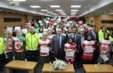 74 Okul Geçit Görevlisine Belgeleri Dağıtıldı