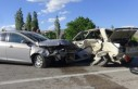 Kahramanmaraş'ta Trafik Kazası, Çok Sayıda...