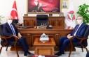 Başkan Güngör, Andırın Belediyesi'ni Ziyaret...