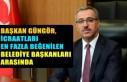 Başkan Güngör, Beğenilen Belediye Başkanları...