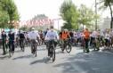Kahramanmaraş'ta Bisiklet Tutkunları Pedal Çevirdi
