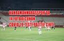 Kahramanmaraşspor'da 14 Futbolcunun Covid-19...