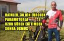 Teröristler, 30 Bin Euroluk Paramotorla Uçmuş