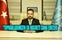 Başkan Gürbüz: Topraklarımızın Su Hasreti Sona...