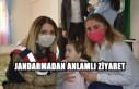 Kahramanmaraş'ta Jandarma Engelli Çocukları...