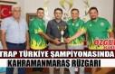 TRAP Türkiye Şampiyonasında Kahramanmaraş Rüzgârı