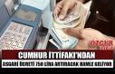 Cumhur İttifakı'ndan Asgari Ücreti 750 Lira...