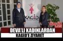 DEVA'lı Kadınlardan KAGİD'e Ziyaret