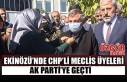 Ekinözü'nde CHP'li Meclis Üyeleri Ak Parti'ye...