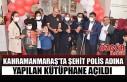 Kahramanmaraş'ta Şehit Polis Adına Yapılan...