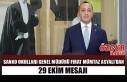 SANKO Okulları Genel Müdürü Fırat Mümtaz Asyalı'dan...