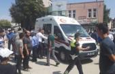 Elbistan'da Silahlı Kavga: 1 Yaralı
