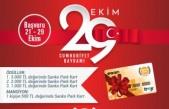 SANKO Park'tan Ödüllü Cumhuriyet Bayramı Şiir Yarışması