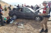 Kahramanmaraş-Gaziantep Trafik Kazası: 2 Ölü 5 Yaralı