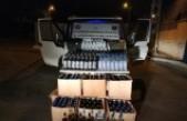 Pazarcık'ta Kaçak İçki Ve Sigara Operasyonu