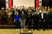 KSÜ Öğrencileri, Yıl Sonu Gösterisi'nde Doyasıya Eğlendi