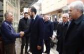 Milletvekili Özdemir'den Esnafa Ziyaret