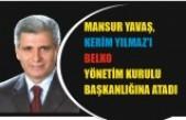 Kerim Yılmaz BELKO Yönetim Kurulu Başkanlığına Atandı