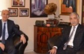 Başkan Okay'dan Başkan Kozak'a Ziyaret