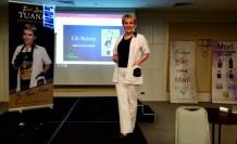 First Lady Tuana Adıyaman'da Eğitim Verdi