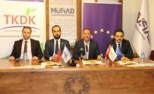 MÜSİAD İstişare Toplantısında TKDK Destekleri Konuşuldu