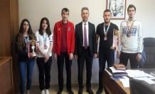 KSÜ Wushu Kungfu Takımı, Üniversitelerarası Türkiye Şampiyonasından 4 Madalya İle Döndü