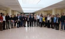 KSÜ'de Eğiticilerin Eğitimi Programında İkinci Grup Eğitimleri Tamamlandı