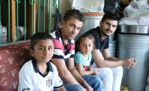 Fenerbahçe Forması Giymek Zorunda Kalan Beşiktaşlı Çocuk