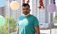 17 Arkadaşı Koronalı Çıkan Kuveyt'teki Dondurmacı Ailesine Kavuştu