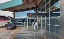 Büyükşehir, Dezenfekte Çalışmalarında Hız Kesmiyor