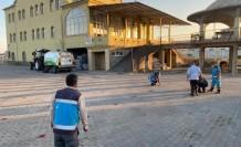 Dulkadiroğlu'nda Virüs Sonrası İlk Cuma Eda Edildi