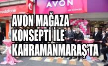 Avon Mağaza Konsepti İle Kahramanmaraş'ta