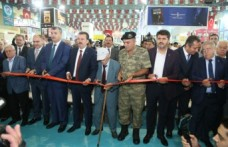5. Uluslararası Kitap ve Kültür Fuarının Açılışı Yapıldı