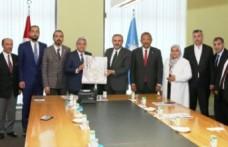 KMTSO Yönetimi Milletvekilleri İle Ankara'da Biraraya Geldi