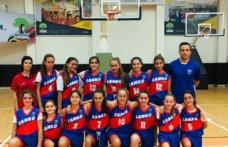 SANKO Okulları Yıldız Kız Basketbol Takımı İl Birincisi Oldu