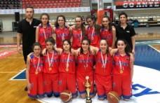SANKO Okulları Yıldız Kız Basketbol Takımı İl Şampiyonu Oldu